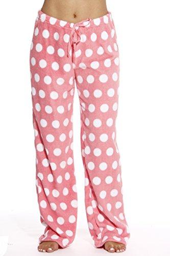 f9a387391d2 6339-10190-L Just Love Women s Plush Pajama Pants – Petite to Plus ...