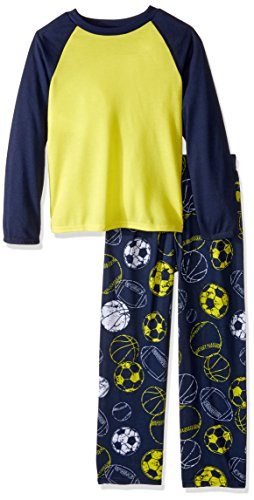 Komar Kids Boys  Long Sleeve 2 Piece Pajama Set 2ccc034bf
