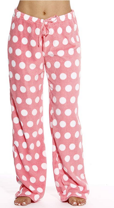 297938a2176a Just Love Women s Plush Pajama Pants