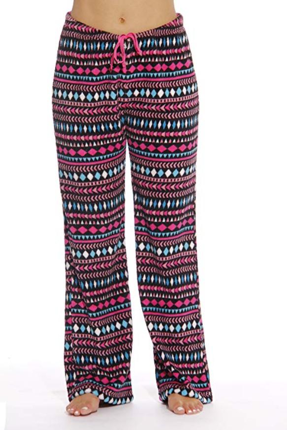 9b4706acc80 Just Love Women s Plush Pajama Pants – Petite to Plus Size Pajamas ...