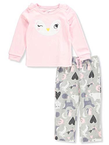 65c0dd3d4 Carter s Little Girls  2-Piece Fleece Christmas PJs
