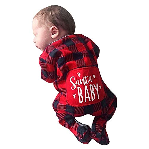 23ffe9cd9e7b Baulody Newbron Baby Boy Girl Letter Print Outfit Set My First ...